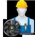 С2 - Монтаж, техническое обслуживание промышленных систем вентиляции и кондиционирования воздуха